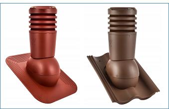 Покрівельники довіряють покрівельній вентиляції KRONO-PLAST.