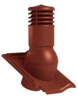 Вентиляционный выход для керамической черепицы Rubin 9V, KDML