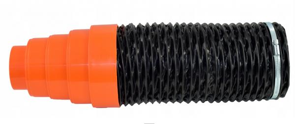 KRONOFLEX PLUS KF+ 2-1  ( L600 mm 125 / 125; 110; 100; 75)