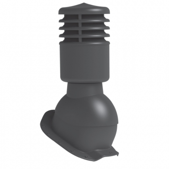 Вент. выход для металлочерепицы Ruukki Finnerra KBFO-1 (125 мм)