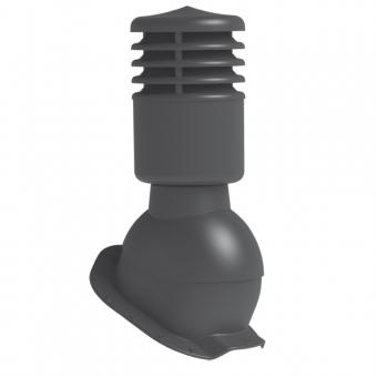Вент. выход для металлочерепицы Ruukki Adamante KBRO-1 (125 мм)