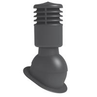 Вентиляционный выход для готовой кровли KPIO-1 (125 мм), утепленный