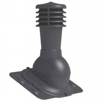 Универсальный вентиляционный выход KU-1 (125 мм)