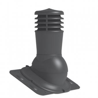 Универсальный вентиляционный выход для металлочерепицы KU-2 (150 мм)