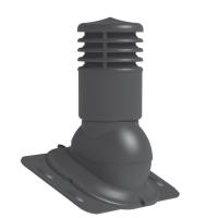 Универсальный вентиляционный выход KUO-2 (150 мм) для металлочерепицы