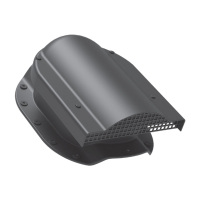 KRONOPLAST WPBX Аэратор для металлочерепицы