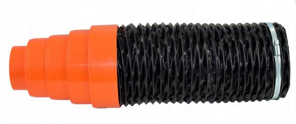 KRONOFLEX PLUS KF+ 2-2 ( L1000 mm  125 / 125*110*100*75)